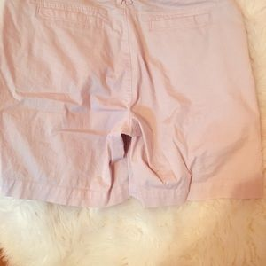 Riders by Lee Shorts - Soft light pink Riders brand shorts size 18W